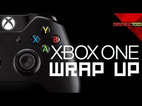 Xbox One WRAP-UP! Hardware, Kinect, COD: Ghosts GAMEPLAY, Quantum Break, EA Sports, & More!