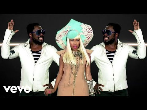 will.i.am Nicki Minaj Check It Out