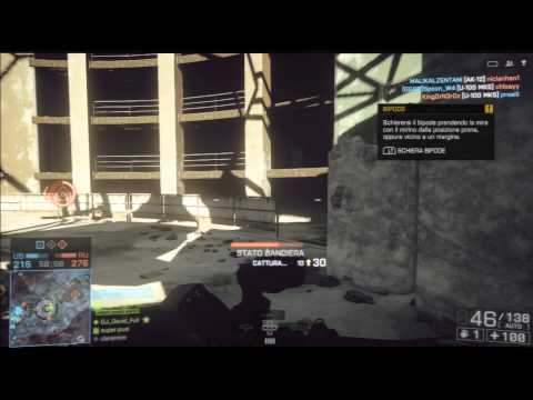 COMMENTARY IN BATTLEFIELD 4 SU PS3 -USCIAMO DALLA PRIGIONE- :D by pusi