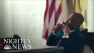 Rapper T.I. Releases Controversial Video Featuring Melania Trump Lookalike | NBC Nightly News - NBCNEWS