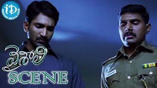 Vaishali Telugu Movie    Aadhi Investigates another accident case    Aadhi - IDREAMMOVIES
