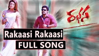 Rakaasi Rakaasi Full Song || Jr.Ntr, Samantha, Pranitha - ADITYAMUSIC