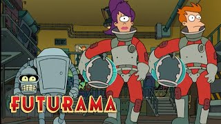 FUTURAMA | Season 1, Episode 8: This Mission Is Trash | SYFY - SYFY
