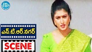 NTR Nagar Movie Scenes - Venkatesh Promises To Help Manichandana    Raj Kumar - IDREAMMOVIES
