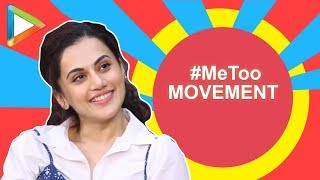 SUPERB: Taapsee Pannu's full interview on #MeToo, Manmarziyaan, ZERO & lot more - HUNGAMA