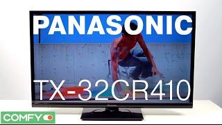 Panasonic TX-32CR410 - LED телевизор c практичным набором возможностей - Видеодемонстрация Comfy.ua