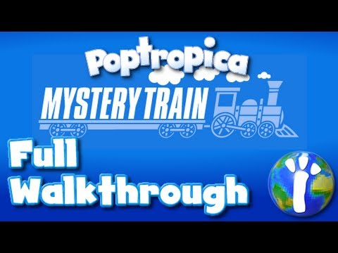 ★ Poptropica Mystery Train FULL Walkthrough ★