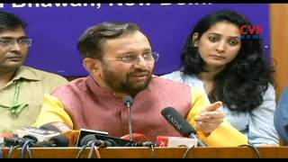 NEET and JEE Main Exams to be conducted twice from Next Year : Prakash Javadekar | CVR News - CVRNEWSOFFICIAL
