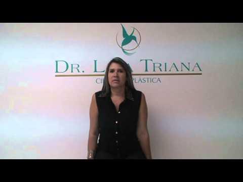 Testimonio de Aumento de Senos y Abdominoplastia realizados por la Dr. Lina Triana