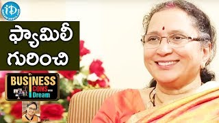 Ramadevi About Her Family Background || Business Icons With iDream - IDREAMMOVIES