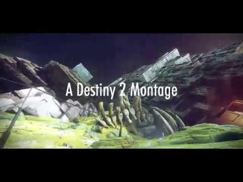 Destiny 2 Year 1 Tribute Video