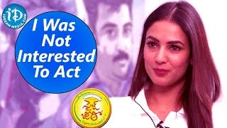 I Was Not Interested To Act in This Movie - Size Zero Actress Sonal Chauhan - IDREAMMOVIES