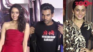 Stree 150 Crores Success Party | Rajkummar Rao, Shraddha Kapoor, Taapsee Pannu | UNCUT - ZOOMDEKHO