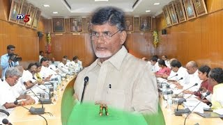AP Formation Day On June 2nd | AP Cabinet Meeting : TV5 News - TV5NEWSCHANNEL