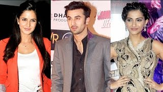 Sonam Kapoor wants Ranbir Kapoor and Katrina Kaif to get MARRIED! | EXCLUSIVE