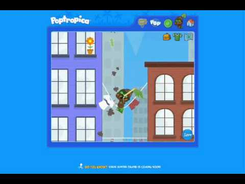 Early Poptropica Part 2
