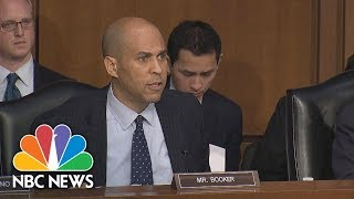 Senator Booker On S***hole Comment: Silence Is Complicity | NBC News - NBCNEWS