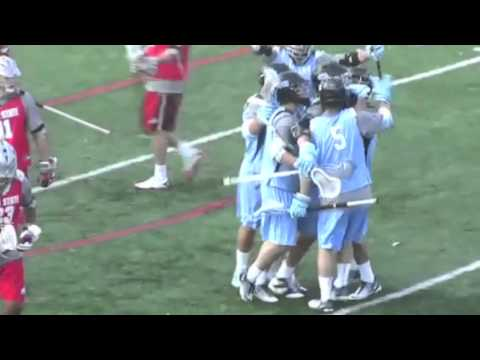 2012 UNC Lacrosse Fall Wrap Up - Welcome to the Grind