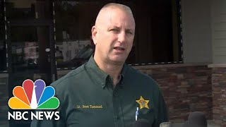 Florida Sheriff's Office: 'Two Heroes … Were Ambushed' | NBC News - NBCNEWS