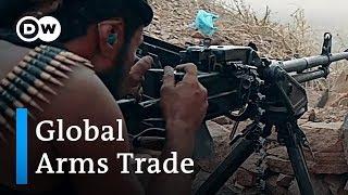 Investigation uncovers arms trade in Yemen war | DW News - DEUTSCHEWELLEENGLISH