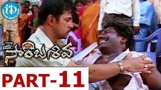 Jai Sambasiva Full Movie Part 11 || Arjun, Sai Kumar, Pooja Gandhi || Perarasu || Srikanth Deva - IDREAMMOVIES
