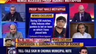 Explosive twist to IPL fixing saga - NEWSXLIVE