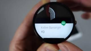 تحديث أندرويد 5.0.1 يصل اليوم رسمياً لجميع ساعات Moto 360 الذكية