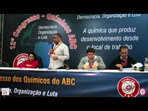 Segundo dia do 12 Congresso
