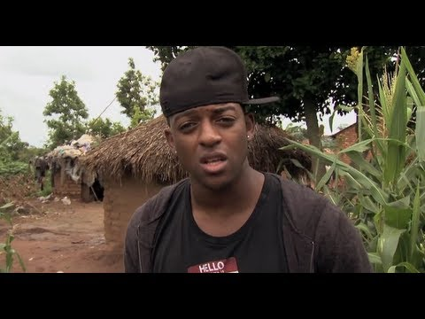 JLS See Why Clean Water Matters | Sport Relief 2012