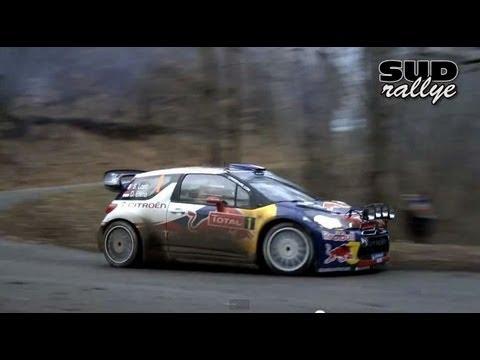 WRC Rallye Monte Carlo 2012 (HD)