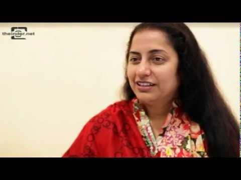 Interview with Suhasini Maniratnam: