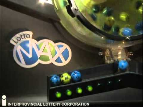 Lotto Max Draw May 24, 2013