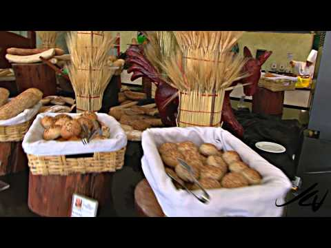 Grand Palladium Riviera Buffet, Riviera Maya Resorts - YouTube HD
