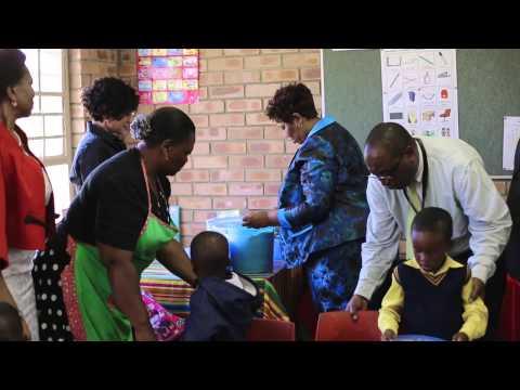 Tiger Brands Foundation – 20 Million Breakfasts, Limpopo, 16 Oct 2014