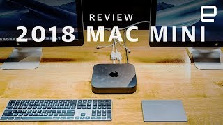 2018 Mac Mini Review: A video editor's perspective - ENGADGET