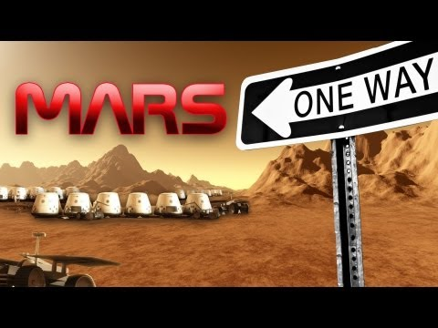 Colonizing Mars- 1,000 Volunteers For 1-Way Trip