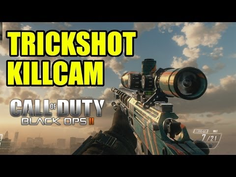 Trickshot Killcam # 895 | BLACK OPS 2 | Freestyle Replay