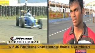 17th JK Tyre Racing Championship: Round 1, Coimbatore - Part 2 - TIMESNOWONLINE