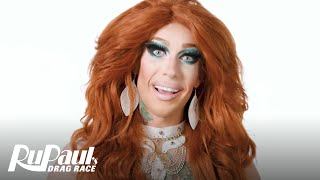 Kameron Michaels Is Boho-Chic Grunge-Glamour | RuPaul's Drag Race Season 10 - VH1