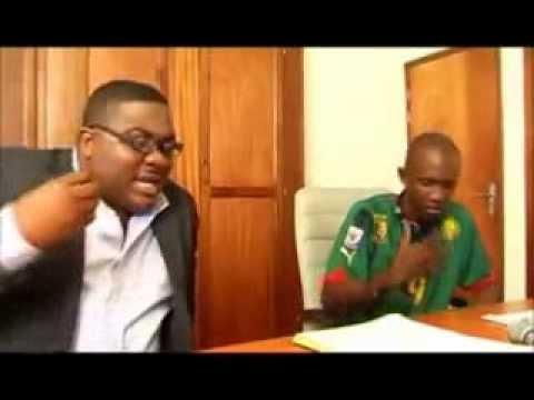 Le salaire du patriote (4) -  CAMEROUN COMEDIE