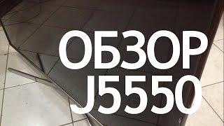 Телевизор Samsung UE 32J5550 Обзор и распаковка UE32J5550 UE40J5550 UE48J5550 UE55J5550