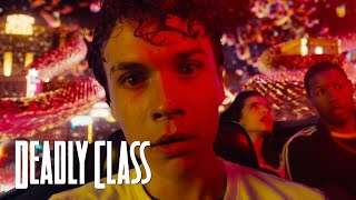 DEADLY CLASS | Season 1, Episode 5: The Acid King | SYFY - SYFY