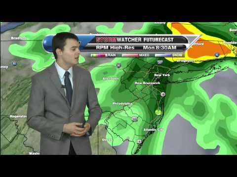 Friday November 21st, 2014 Evening Forecast