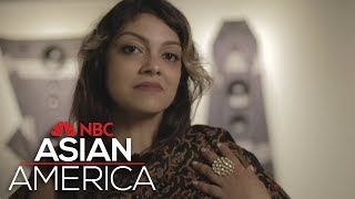 #WearImFrom: Hand Embroidered Shawl Celebrates Jasmine Wahi's Family Legacy | NBC Asian America - NBCNEWS