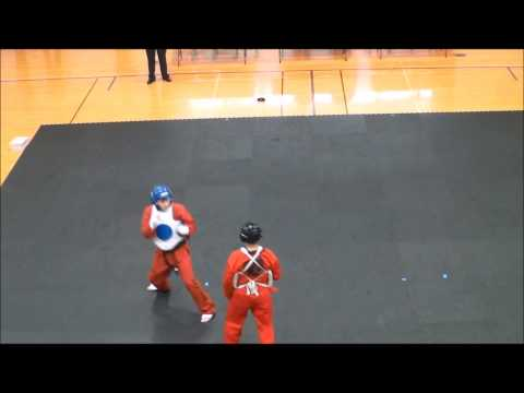 Valor Martial Arts Tournament Demo 2013