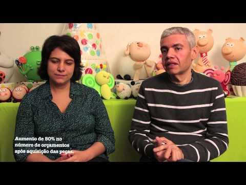 Cristina Buchain: licenciamento de peças para decoração de festas infantis