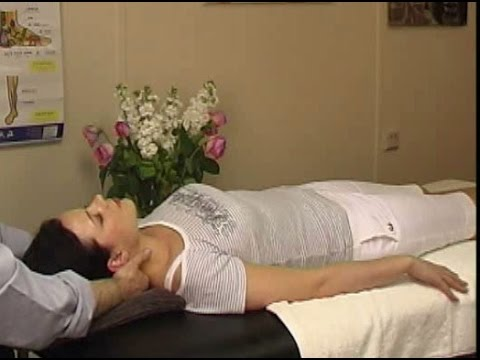 Massage for fascial release 4