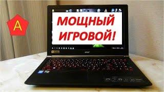 Обзор моего ноутбука - ACER ASPIRE V Nitro Black Edition / Арстайл /