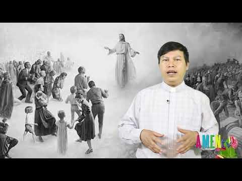 Lời Hằng Sống Thứ Sáu 16. 11. 2018 BƯỚC ĐI VỚI CHÚA - Linh mục Phaolô Lê Xuân Lộc, DCCT