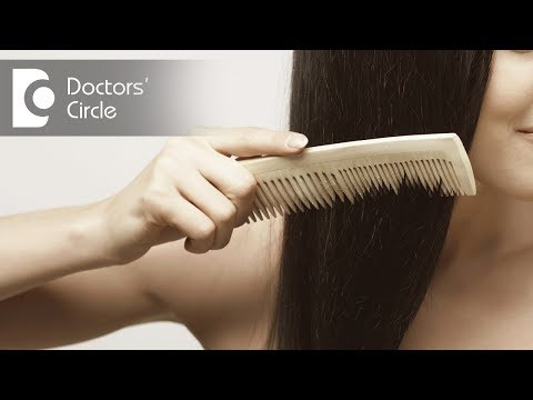 Can one massage chemical straigthened hair? - Dr. Sachith Abraham